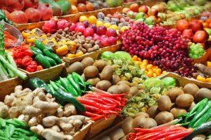 Se redeschide piața agroalimentară