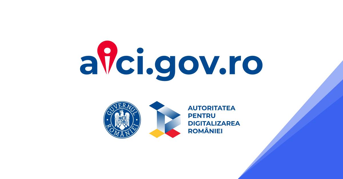 Depune documente online pe AICI.GOV.RO